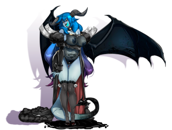 Gwenvyr Succubus clothed export